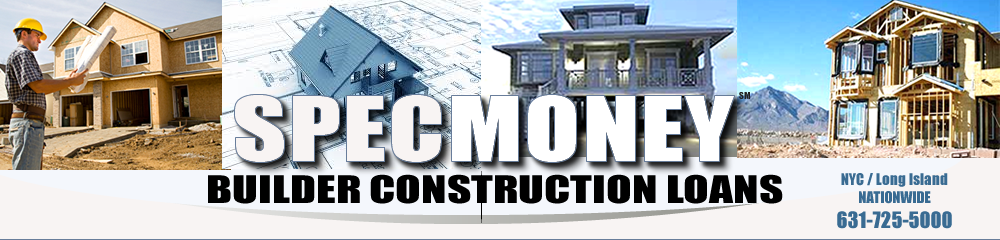 Home construction how does a home construction loan work for How does a mortgage work when building a home